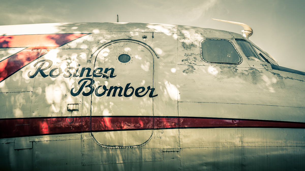 The Berlin Train - Douglas C-47