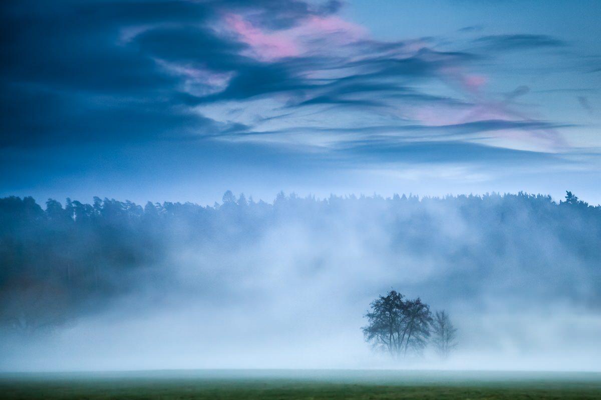 Dezember Nebel