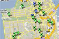 in welchem Park kann man in San Francisco Gassi gehen?