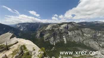 Yosemite auf xRez