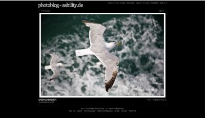 fotoblog - ashility.de