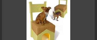 zum Hundehüttenstuhl und viele weitere Designideen