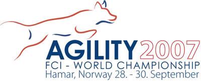 Agility Weltmeisterschaft 2007