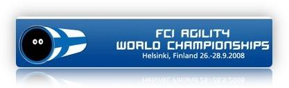 Agility WM 2008 Helsinki/Finnland