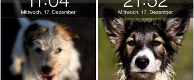 iPhone Startbildschirme