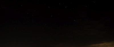 sternenklarer Himmel - nachts!