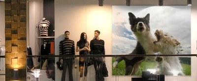 in Mailands Boutiquen
