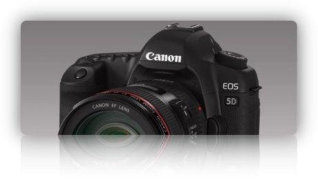 Canon EOS 5D II - Ja, ich will!
