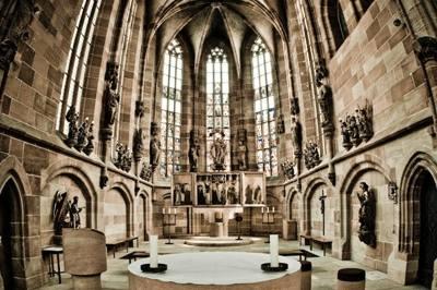 Altar / Frauenkirche