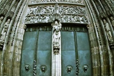 Portal/Lorenzkirche