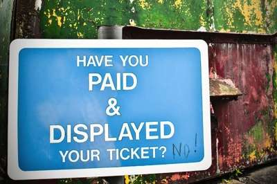 have you paid?