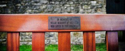 in memory of ...