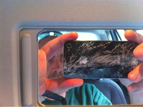 iPhone 4 - K.A.P.U.T.T.