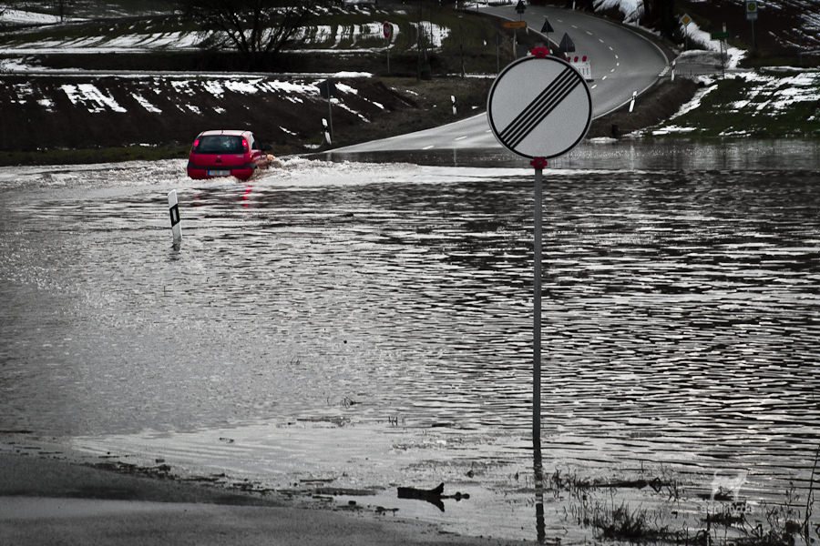 Hochwasser Fürth