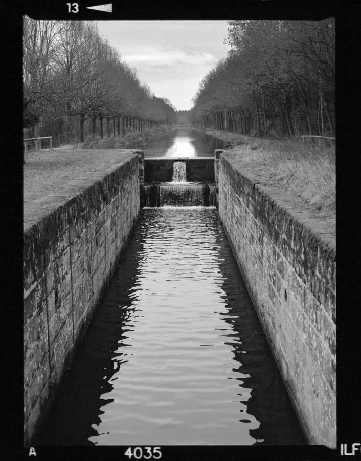 Ludwig-Donau-Main-Kanal - Schleuße 72