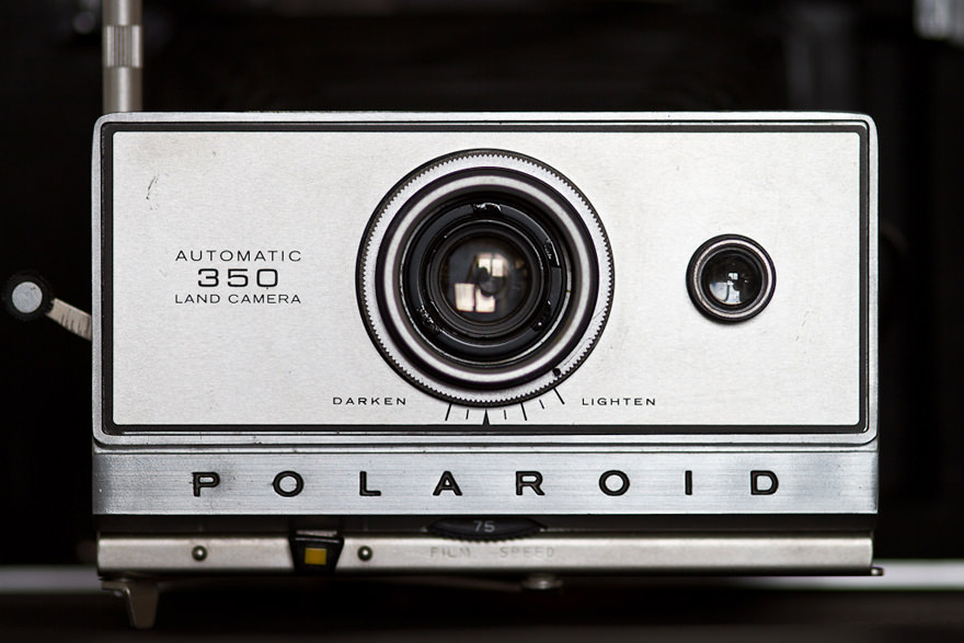 Polaroid Land Model 350
