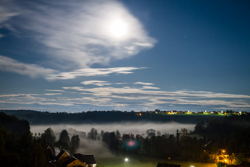 Leonrod at Night 2
